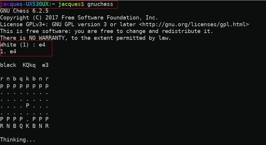 GNUChess