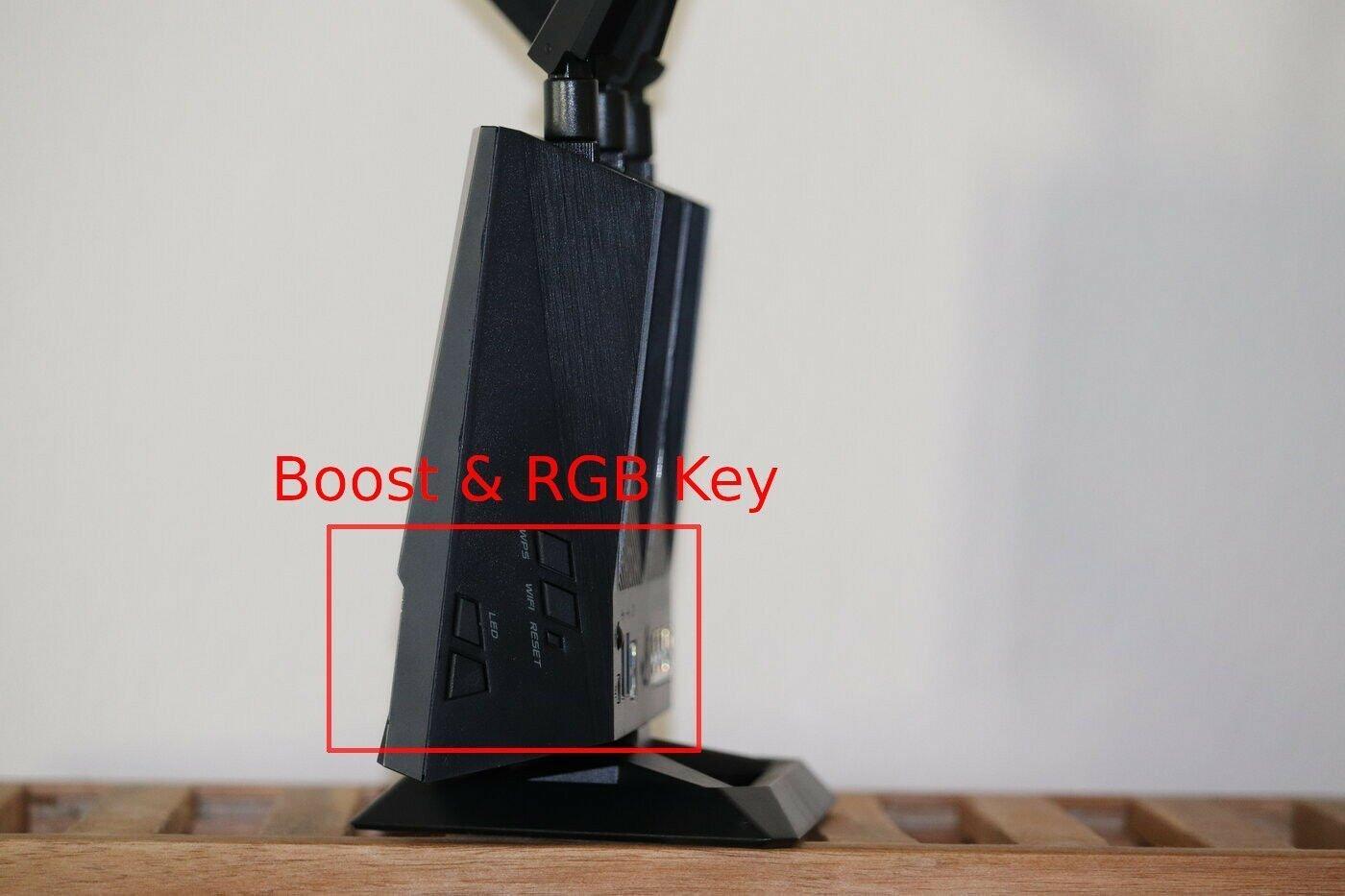 ASUS RG Key