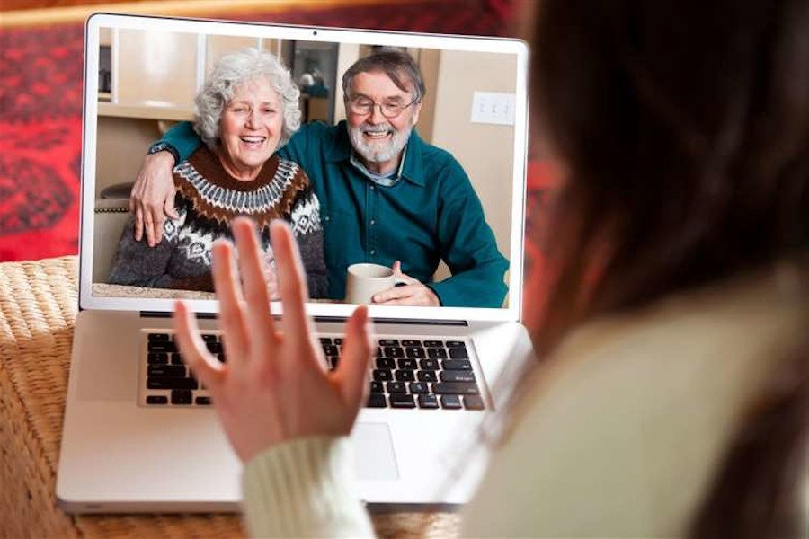 Get Your Older Parents & Grandparents Into the 21st Century