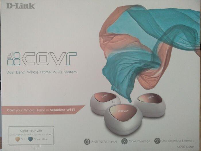 D-Link Covr Box 2