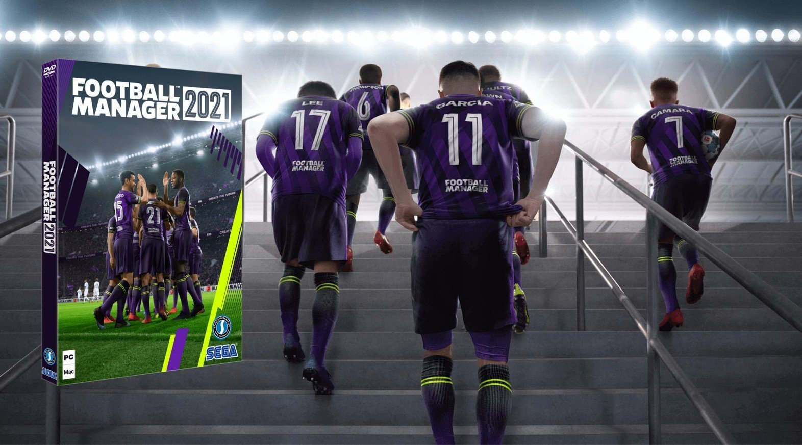 Footbal Manager 2021 - Screenshot