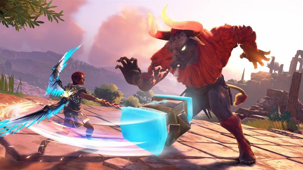 Immortals Fenyx Rising - Screenshot