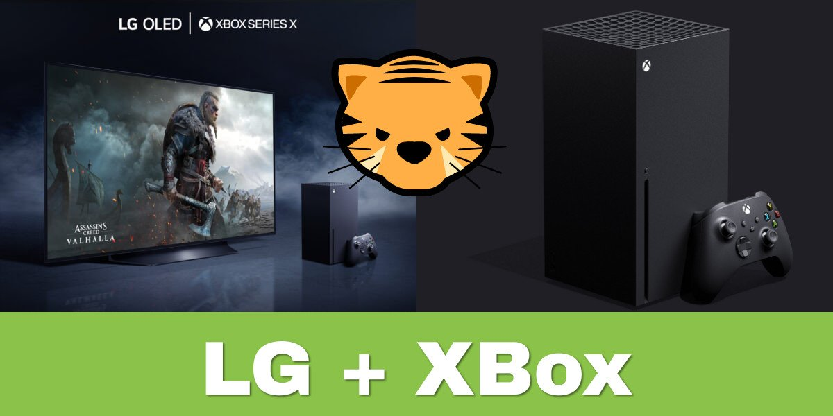 LG Partners With Microsoft For Xbox Consoles.