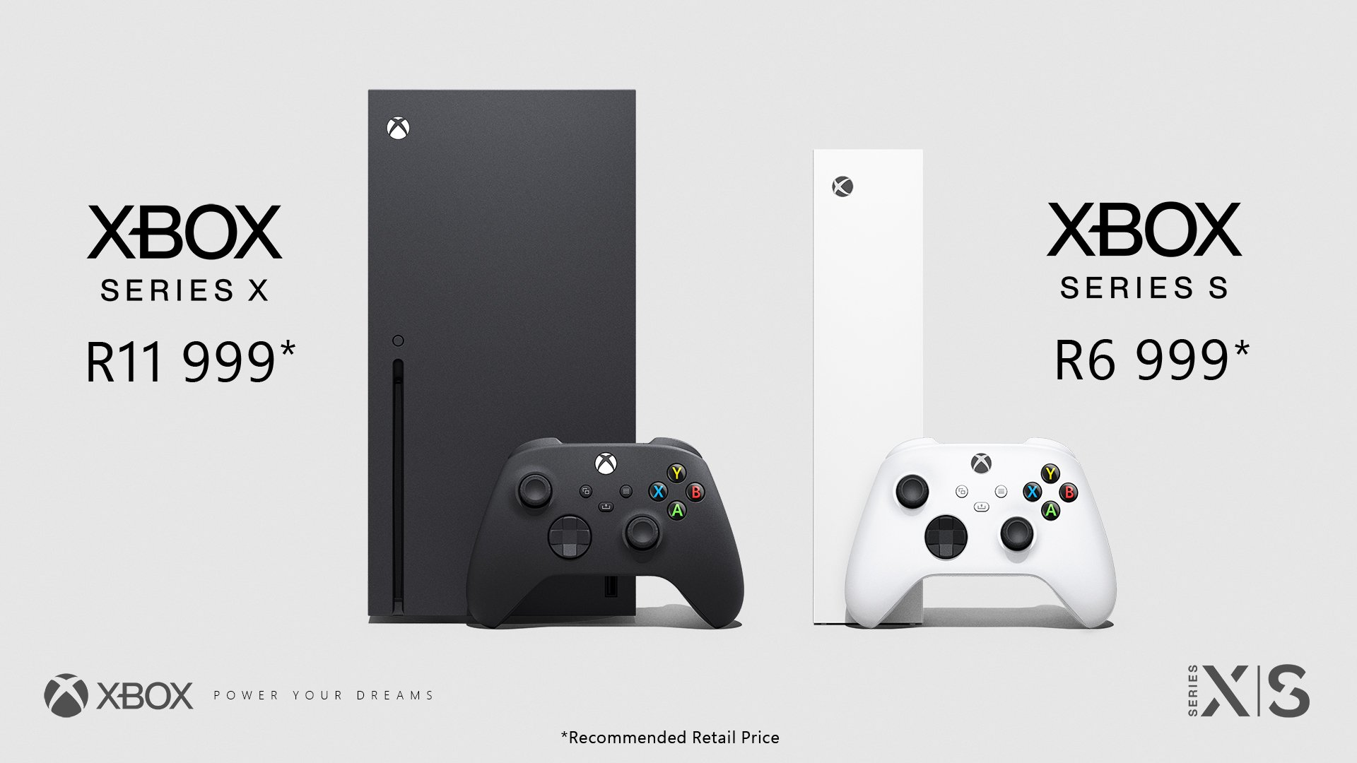 Xbox Series X S - Pre Order Pricing In South Africa