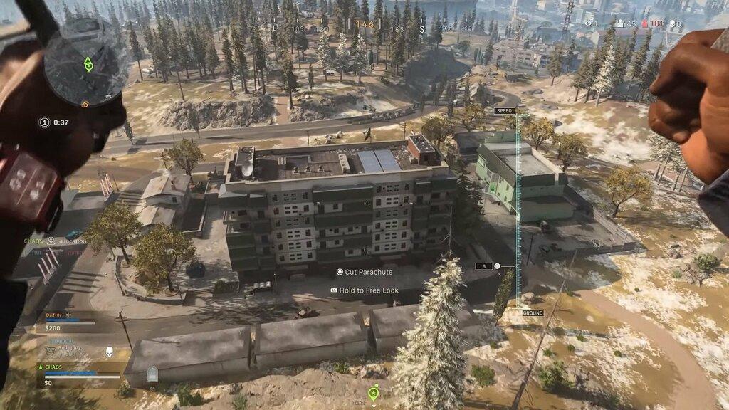 Call Of Duty: WARZONE - Screenshot 2