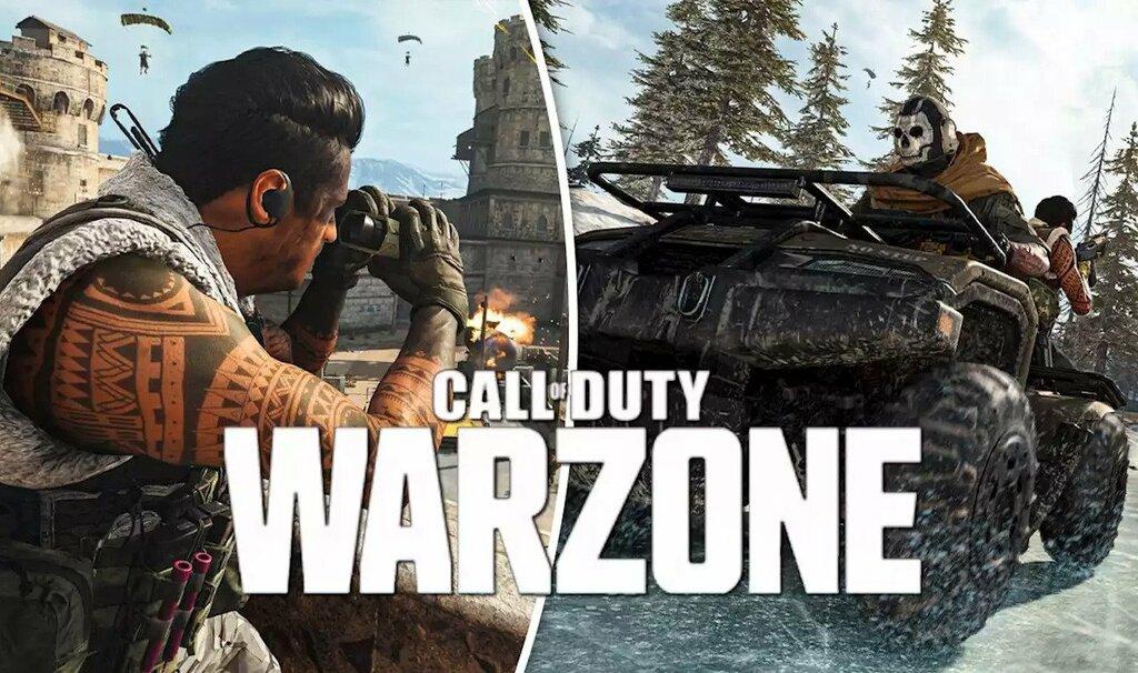 Call Of Duty: WARZONE - Screenshot 1