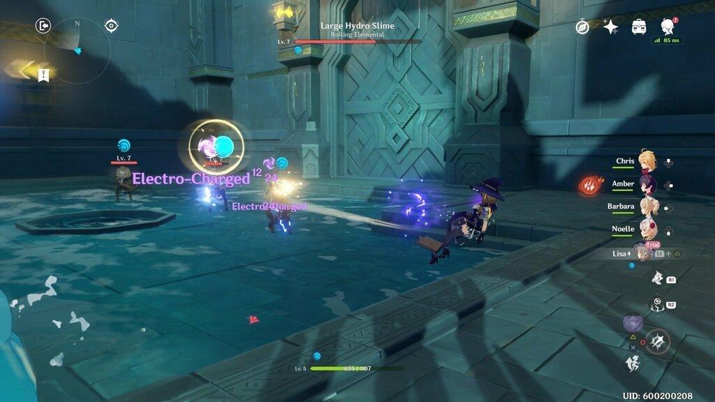 Genshin Impact - Screenshot 2