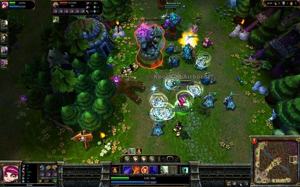League Of Legends - Screenshot 2