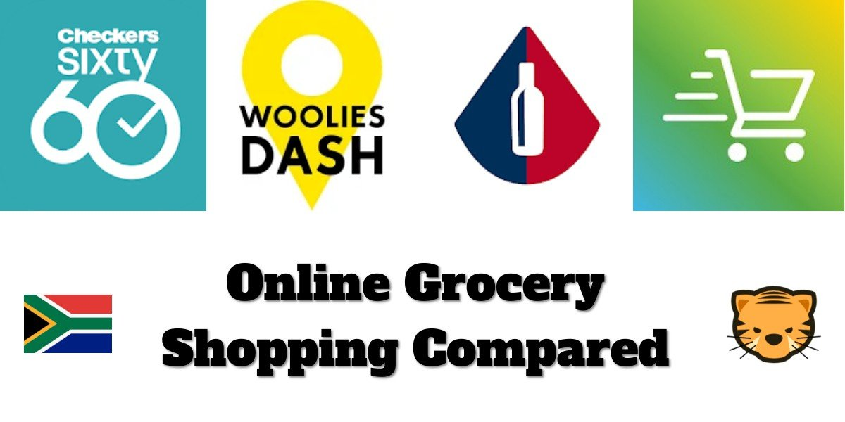 Online Grocery Shopping Options Compared & Overall Value & Experience