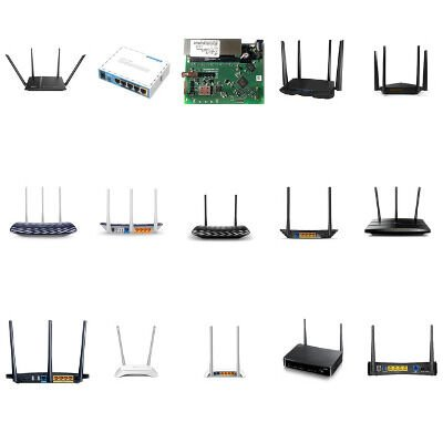 Fibre Routers from ISPs