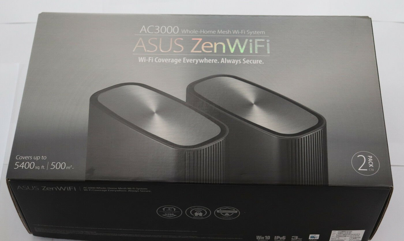 ASUS ZenWifi Inside Box
