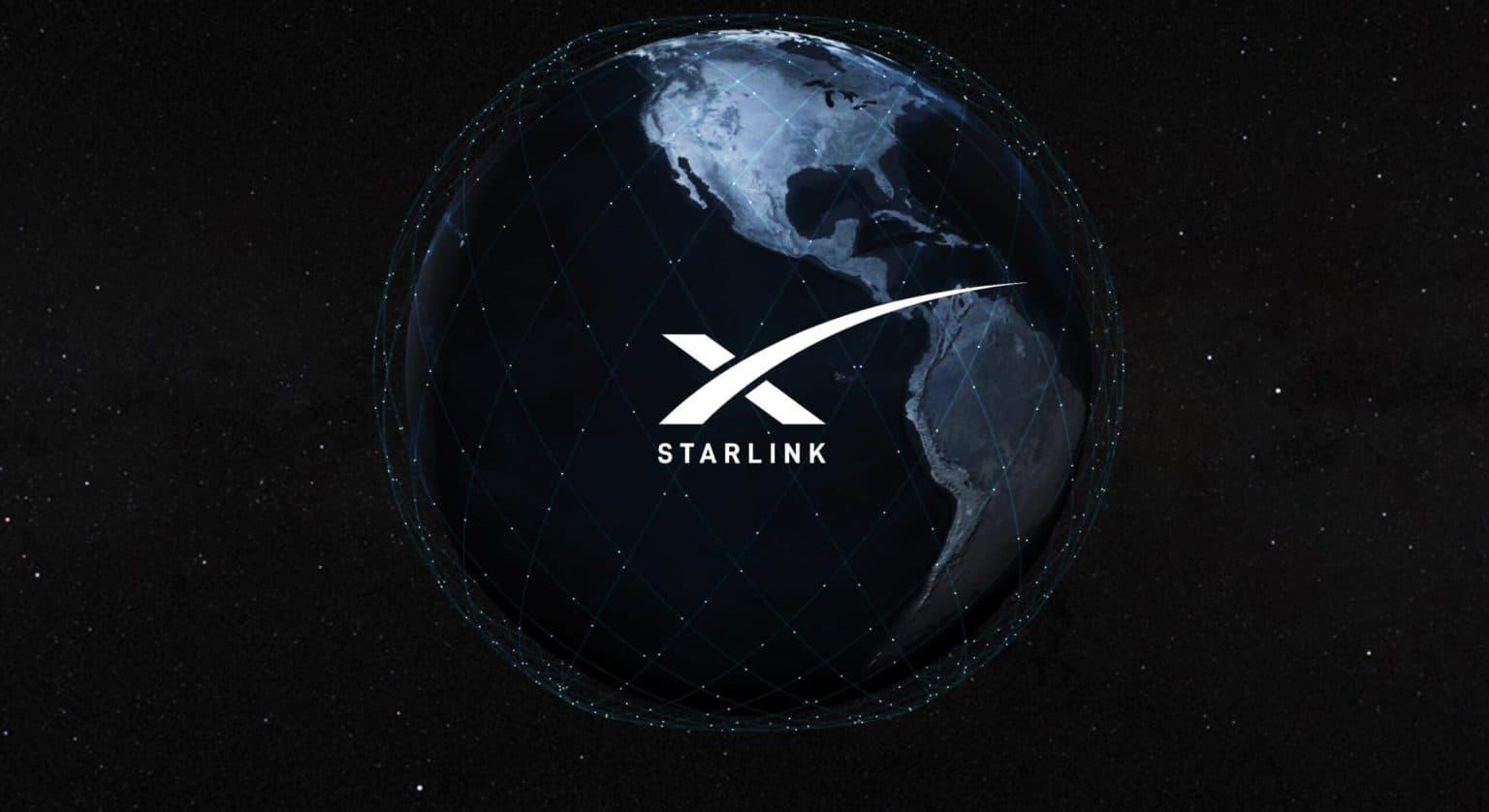 Starlink internet network