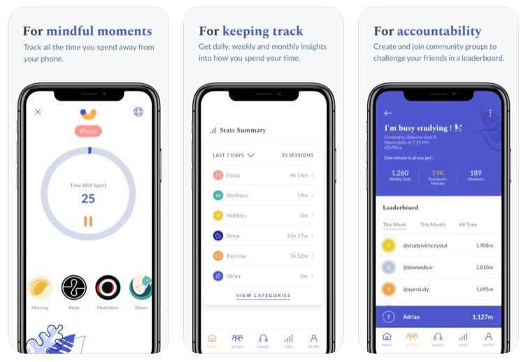Flipd Focus App